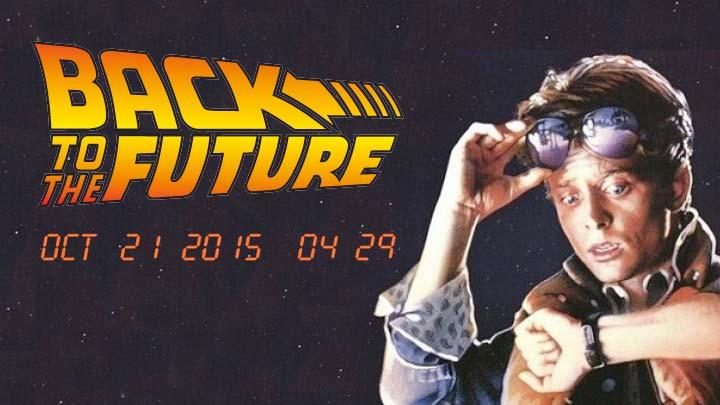 Paluu Tulevaisuuteen